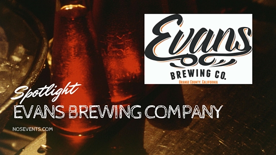 Spotlight: Evans Brewing Company