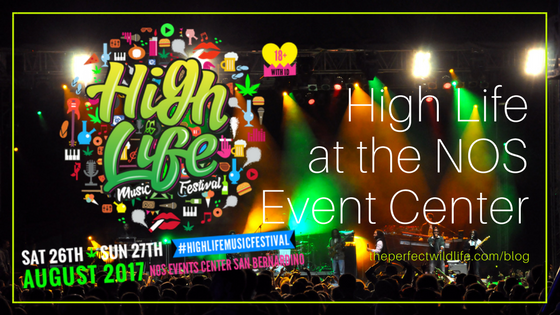 High Life Music Festival at the NOS Event Center