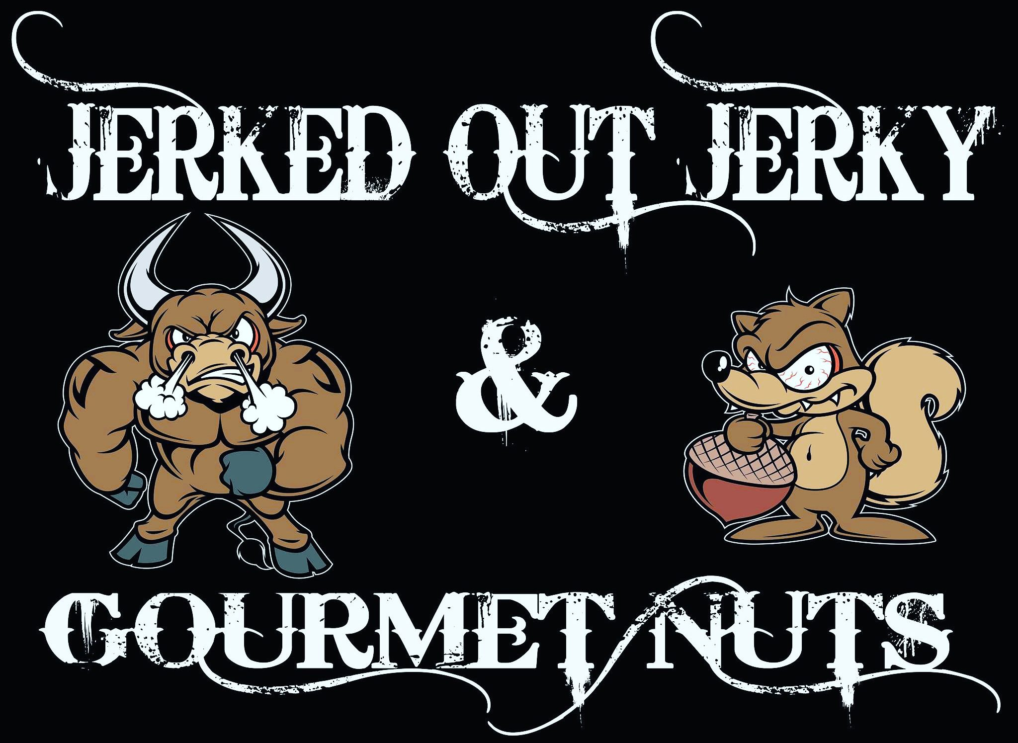Jerked Out Jerky Gourmet Nuts